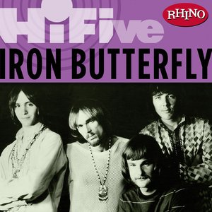 Image for 'Rhino Hi-Five: Iron Butterfly'