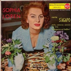 Image for 'Sophia Loren Greatest Hits'