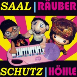 Bild för 'räuberhöhle <3 saalschutz-ep'