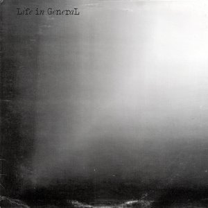 Image for 'Life in General'