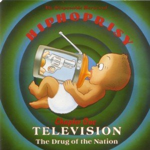 Image for 'Television, The Drug of the Nation'