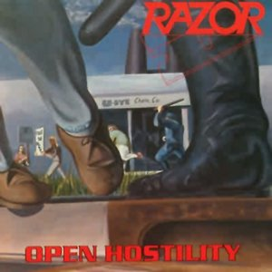 Image pour 'Open Hostility'