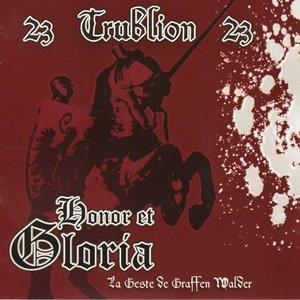 Imagen de 'Honor Et Gloria - La Geste De Graffen Walder'