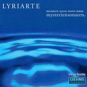 Image pour 'Biber, H.I.F. Von: Mystery (Rosary) Sonatas'
