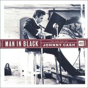 Image for 'Man in Black: The Very Best of Johnny Cash'