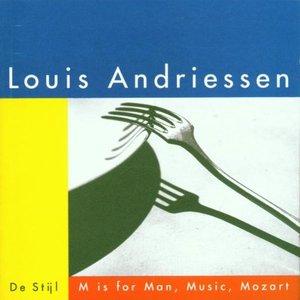 Image for 'De Stijl; M is for Man, Music, Mozart'