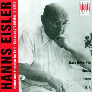 Image pour 'Eisler, H.: Vocal Music'