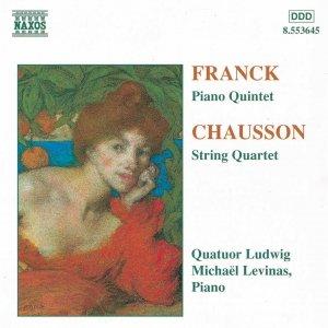 Image for 'FRANCK: Piano Quintet / CHAUSSON: String Quartet'