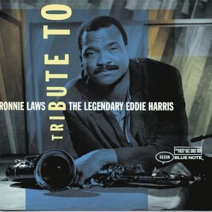 Image for 'Tribute To The Legendary Eddie Harris'
