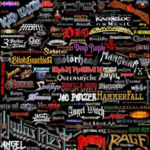 Image for 'Gods Of Power Metal'