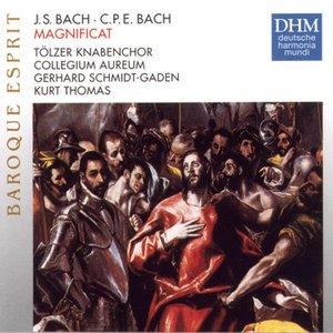 Image for 'J.S. Bach, C.P.E. Bach: Magnificat'
