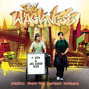 Image for 'The Wackness - Music From The Motion Picture'