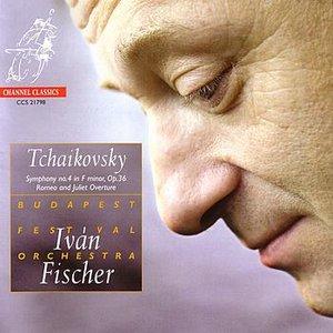 Image for 'Tchaikovsky: Symphony no.4, Romeo & Juliet Overture'