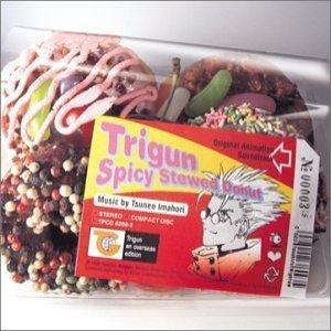 """""""Trigun: Spicy Stewed Donut""""的封面"""
