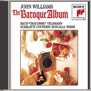 Image for 'Music For You: John Williams Plays Baroque'