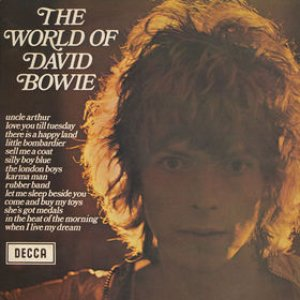 Imagen de 'The World of David Bowie'