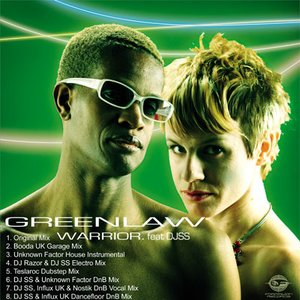 Image for 'Greenlaw feat DJ SS - Warrior The Remixes'