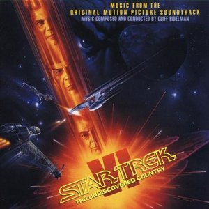 Image for 'Star Trek VI: The Undiscovered Country (Complete Score)'