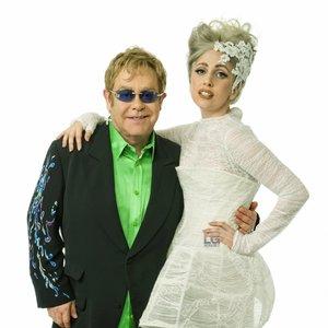 Image pour 'Elton John & Lady Gaga'