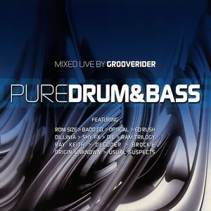 Image for 'Pure Drum & Bass'