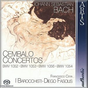 Image for 'II - Largo: Cembalo Concerto BWV 1056 in F Minor'
