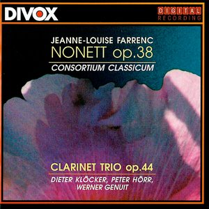 Image for 'Farrenc: Nonet - Clarinet Trio'