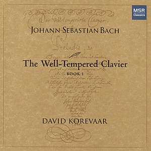 Image for 'J. S. Bach: The Well-Tempered Clavier Book I: Prelude and Fugue in E Major, BWV 854: II. Fugue'