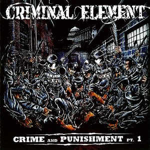 Image for 'Crime And Punishment Pt. 1'