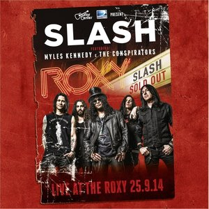 Image for 'Live at the Roxy 9/25/14'