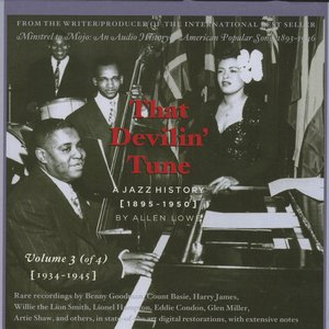Image for 'That Devilin' Tune: A Jazz History (1895-1950)'