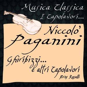 Image for 'Paganini: Ghiribizzi...e altri Capolavori (Musica classica - i capolavori...)'