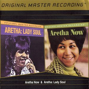 Image for 'Lady Soul & Aretha Now (Gold Disc)'
