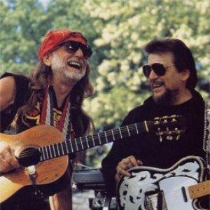 Image for 'Willie Nelson & Waylon Jennings'