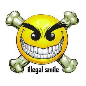 Image for 'illegal smile'