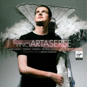 Image for 'Vinci : Artaserse'