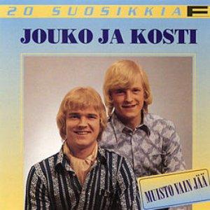 Image for '20 Suosikkia: Muisto Vain Jää'
