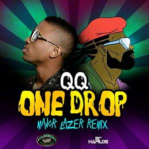 """One Drop (Major Lazer Remix) - Single""的封面"