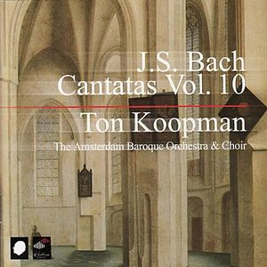 Image for 'J.S. Bach Cantatas Vol. 10'