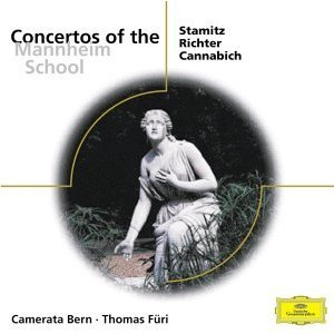 Image for 'Richter / Stamitz / Filtz / Cannabich: Concertos of the Mannheim School'