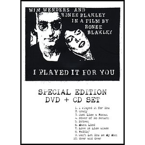 Image for 'I Played It for You'