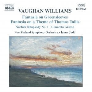 Image for 'Fantasia on a Theme by Thomas Tallis'