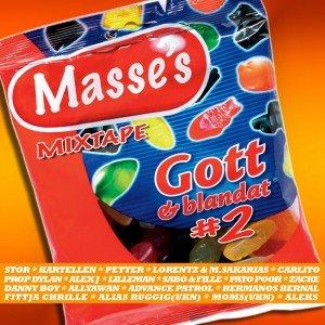 Image for 'Masse´s Gott & Blandat #2'