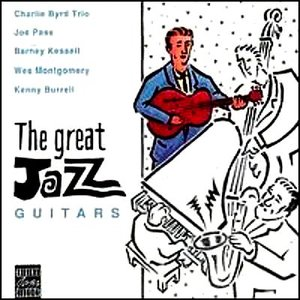 Image for 'The Great Jazz Guitars'