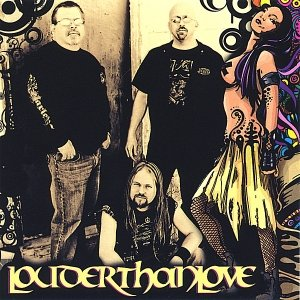 Image for 'LouderThanLove'