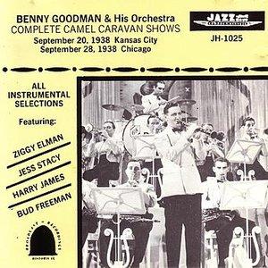 Image for 'Lullaby In Rhythm (September 27, 1938 - Chicago)'