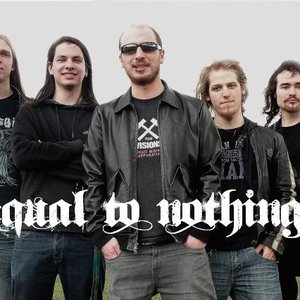 Image for 'Equal To Nothing'