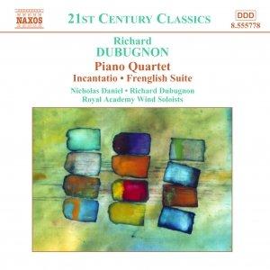 Image for 'DUBUGNON: Piano Quartet / Incantatio / Frenglish Suite'