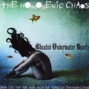 "Image for 'ThEhOmOgEnIcChAoS: ""Underwater Cheated Lovehearts""(Smoke City vs. Yeah Yeah Yeahs vs. Asian Dub Foundation vs. ThEhOmOgEnIcChAoS)'"