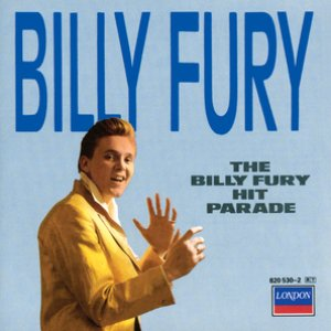 Image for 'The Billy Fury Hit Parade'