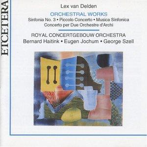 Image pour 'Lex Van Delden, Orchestral Work'